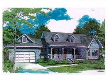 Country House Design, 004H-0036