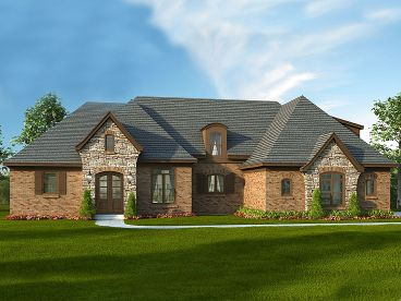 Multi-Generational Home Design, 062H-0016