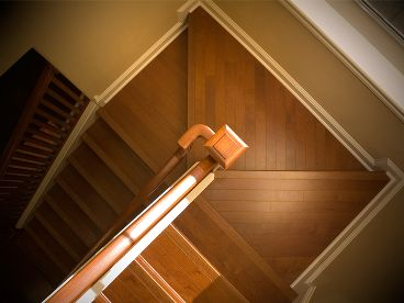 Staircase Photo, 052H-0017