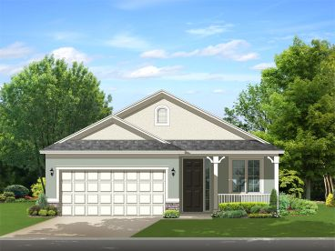 Small House Plan, 064H-0068