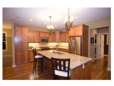 Kitchen Island, 023H-0095