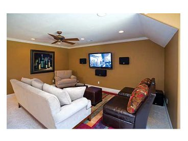 Home Theater Photo 1, 025H-0151