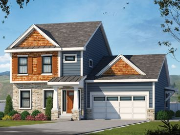 Multi-Generational House Plan, 031H-0412