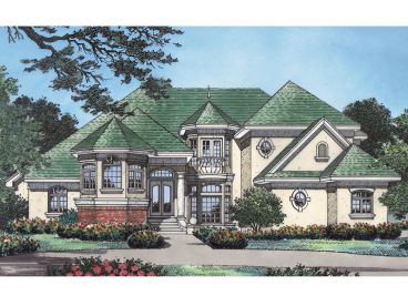 Luxury Home, 043H-0199