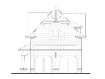Carriage House Plan, 084G-0003