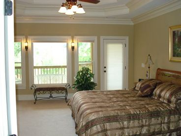 Master Bedroom Photo, 007H-0075