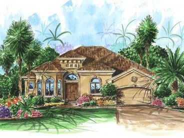 Mediterranean House Plans The House Plan Shop