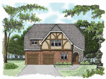 European Home Plan, 029H-0014