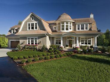 Premier Luxury Home Plans | Luxury House Plans on