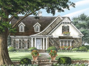 European Home Plan, 063H-0017