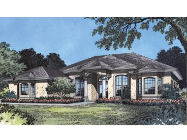 Florida Home Plan, 043H-0114