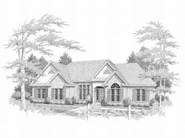 European Home Plan, 019H-0144