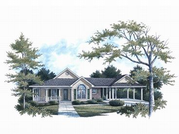 Affordable House Plan, 004H-0033