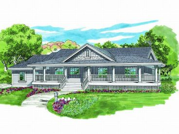 Affordable House Plan, 032H-0065