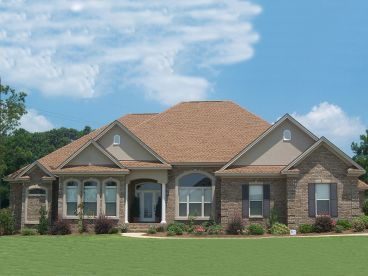 Family House Plan, 073H-0101