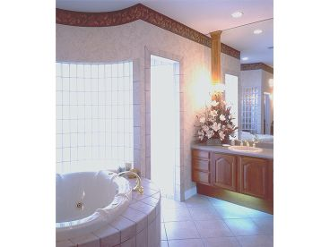 Master Bathroom Photo, 043H-0174