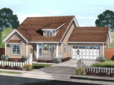 Craftsman Home, 059H-0193