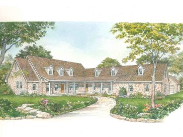 Country House Plans, 008H-0056