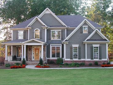 Luxury House Plan, 084H-0004