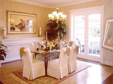 Dining Room Photo, 043H-0200