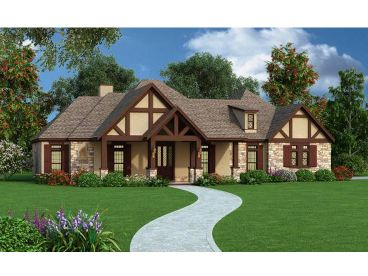 European Home Plan, 021H-0233