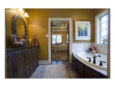 Master Bathroom Photo, 025H-0152