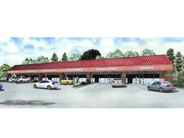 Strip Mall Design, 025C-0014