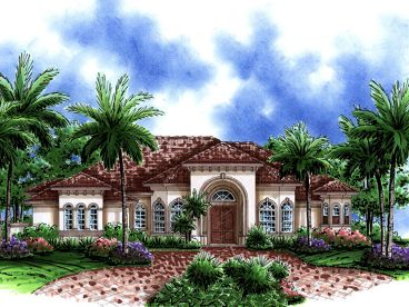 Luxury Ranch House, 037H-0183