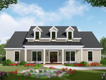 Country House Plan, 001H-0240