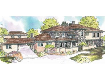 European Home Plan, 051H-0140