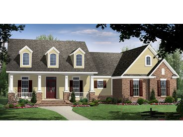1-Story House Plan, 001H-0197