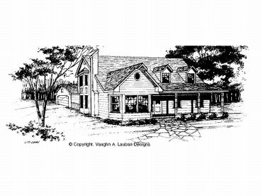 Country Home Plan, 004H-0050