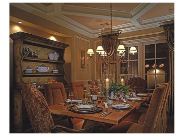 Dining Room Photo, 031H-0175