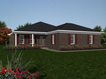 Affordable Home Plan, 004H-0098