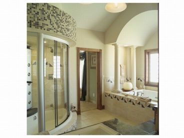Master Bathroom, 020H-0125