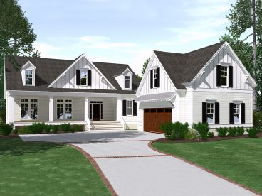 Country House Plan, 080H-0023