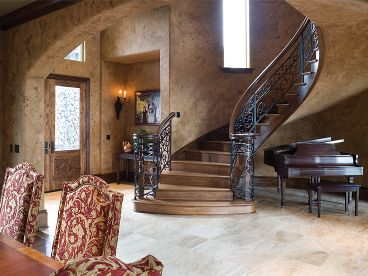 Staircase Photo, 034H-0049