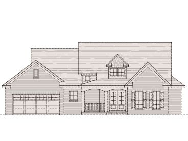 Country House Plan, 061H-0077