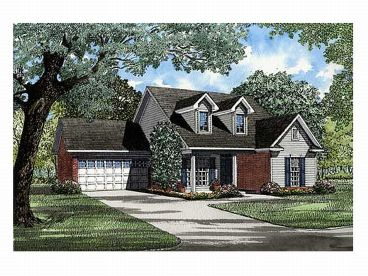Affordable House Plan, 025H-0056