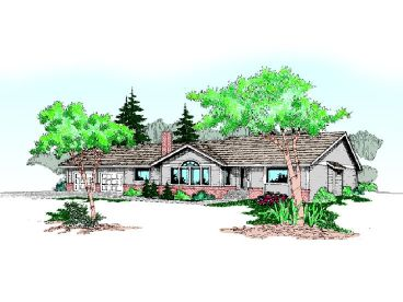 Small House Plan, 013H-0015