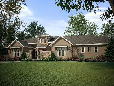 European Home Plan, 036H-0059