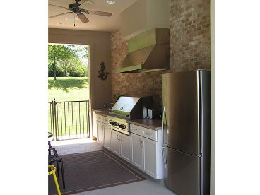 Outdoor Kitchen, 055H-0012