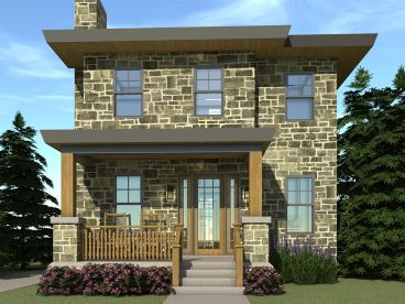 Affordable House Plan, 052H-0048