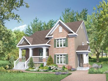 Multi-Generational House Plan, 072H-0174