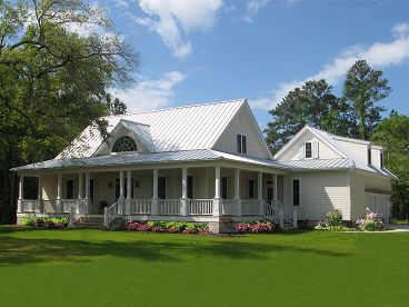 Country House Plan, 063H-0213