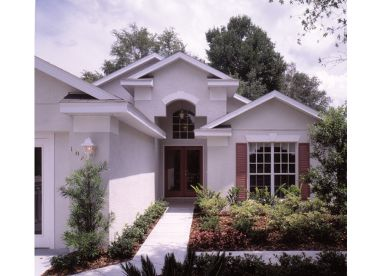 Sunbelt House Plan, 043H-0031