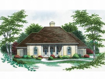 stucco home plans