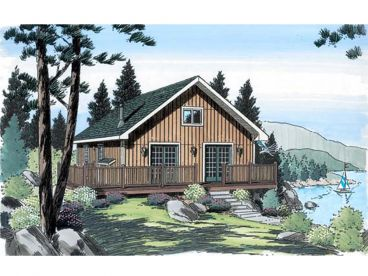 Vacation Home Design, 047H-0036