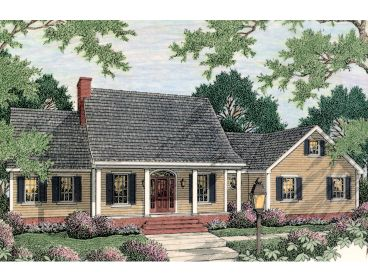 Page of   Southern House Plans   The House Plan Shop    Plan H
