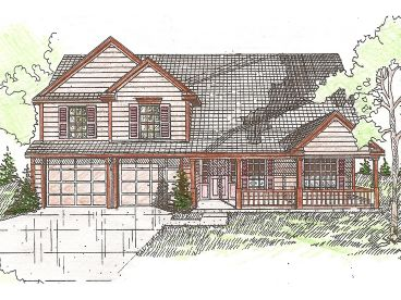 Affordable Home Design, 009H-0010